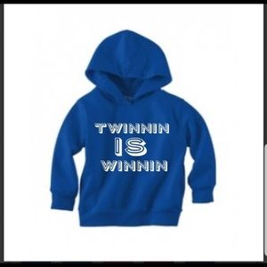 Other - Twinnin Is Winnin Kids Hoodie